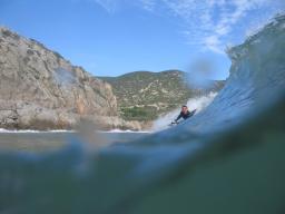 Wellenreiten Rockstar
