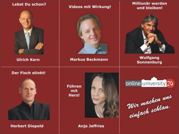 Experten-Webinare der OU24 KW 22-2013