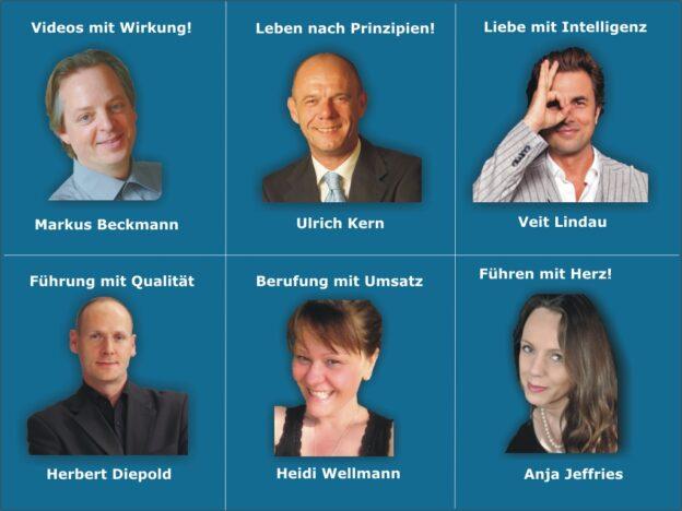 Videokraft, Fischgestank, Liebesintelligenz und Leichtigkeit Experten-Webinare der KW26-2013 bei der OnlineUniversity24 für mehr beruflichen und privaten Erfolg