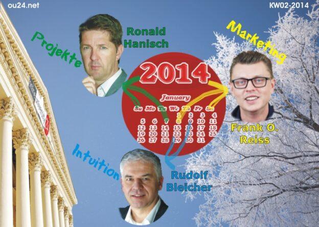 Top-Online-Seminare für Unternehmer und Trainer 2.KW 2014