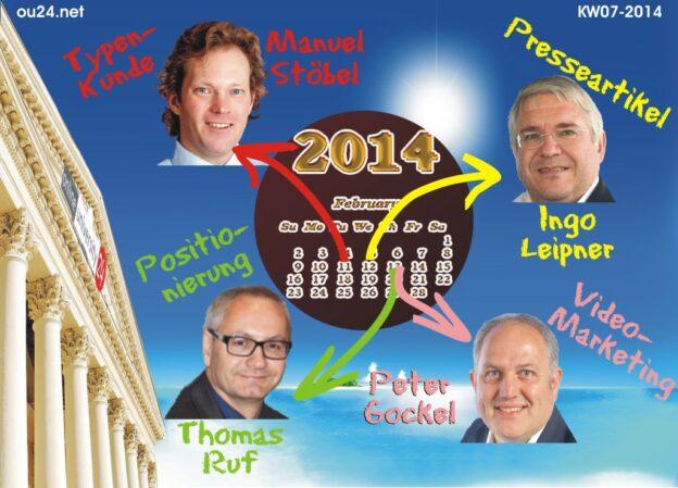 OU24-Experten-Webinare in der KW 07-2014: